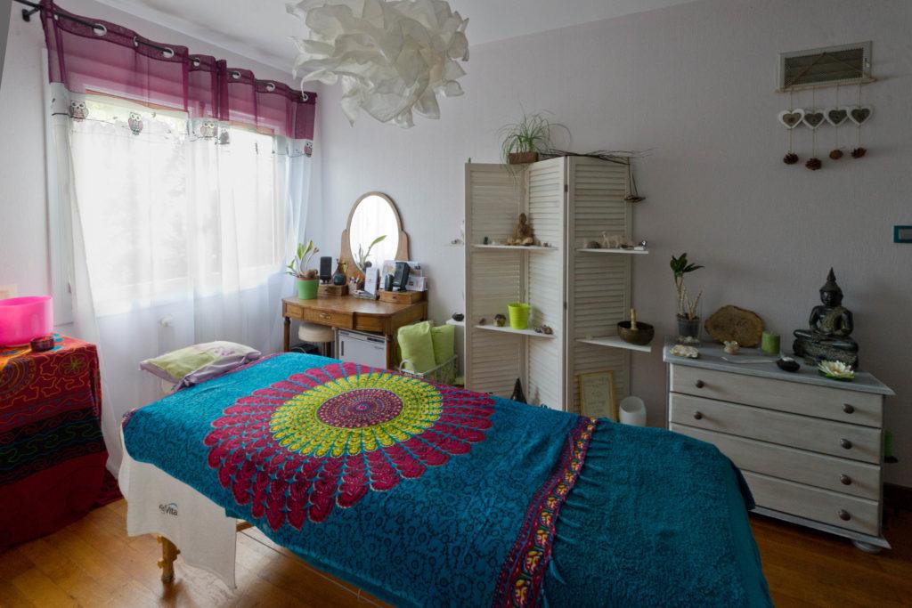 cabinet de massage - kobido - la bussiere